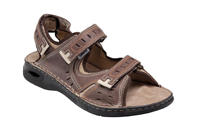 Zobrazit detail výrobku SANTÉ Zdravotní obuv pánská N/158/32/59 hnědá 44
