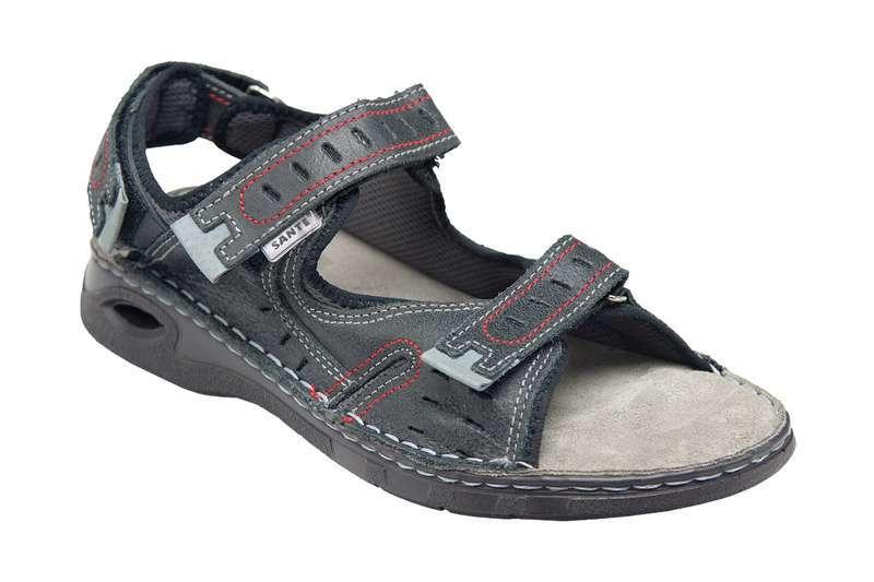 Zobrazit detail výrobku SANTÉ Zdravotní obuv pánská N/158/32/69 černá 43