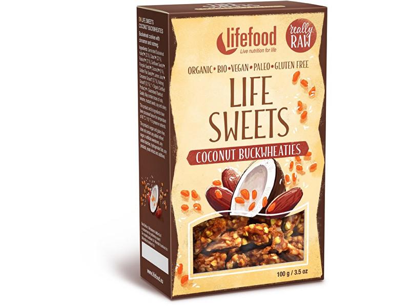 Bio Life sweets pohánky kokosové 100 g