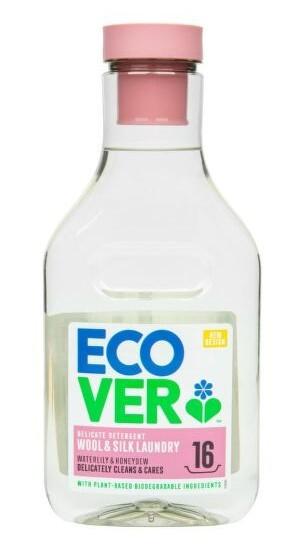 Zobrazit detail výrobku Ecover Prací prostředek na choulostivé prádlo 750 ml