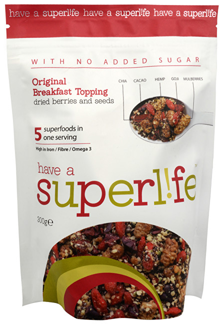 Superlife Superlife 5Breakfast 300 g