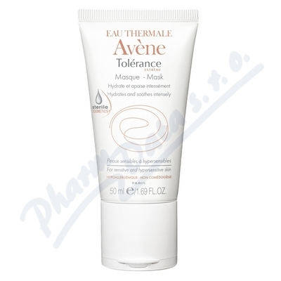 PIERRE FABRE DERMO-COSMETIQUE AVENE Tolerance extr.mask 50ml alerg.pleť INOVACE