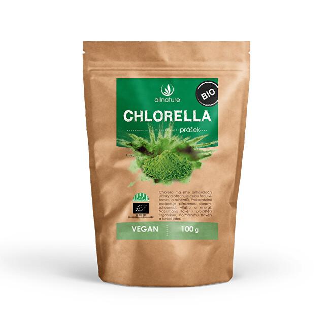 Zobrazit detail výrobku Allnature BIO Chlorella prášek 100 g