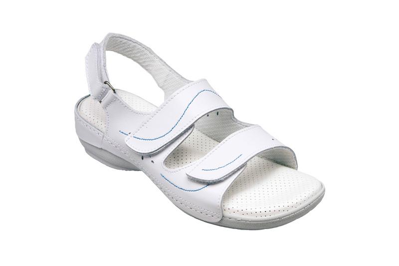 Zobrazit detail výrobku SANTÉ Zdravotní obuv Profi dámská N/124/2/10/B bílá 38