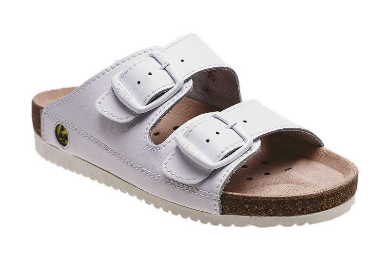 Zobrazit detail výrobku SANTÉ Zdravotní obuv Profi dámská N/25/10/E bílá 35