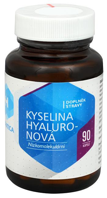 Zobrazit detail výrobku Hepatica Kyselina hyaluronová 90 kapslí