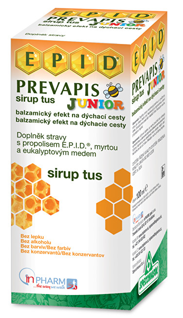 SPECCHIASOL Prevapis Junior Sirup Tus 100 ml