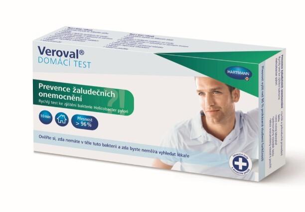 Veroval Prevencia žalúdočných ochorení domáci test