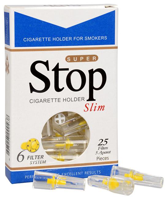 Zobrazit detail výrobku Eva Cosmetics STOPfiltr na cigarety SLIM 25 ks