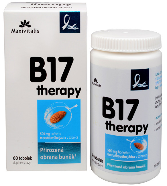 B17 therapy 500 mg 60 tob.