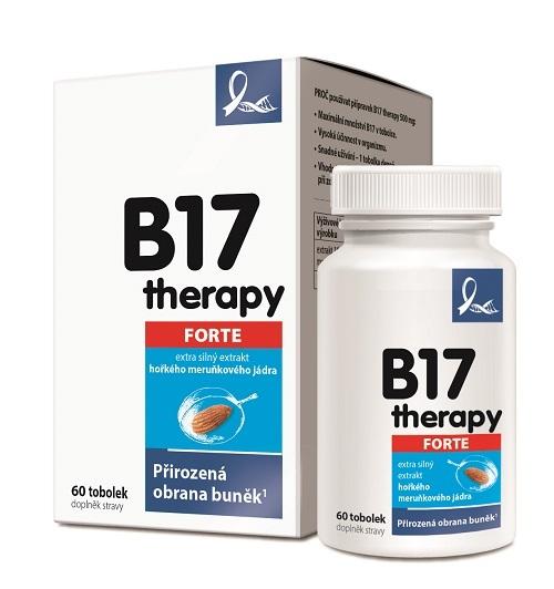 Zobrazit detail výrobku Simply You B17 therapy 500 mg 60 tobolek