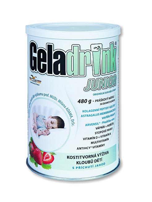 Zobrazit detail výrobku Geladrink Junior nápoj jahoda 480 g