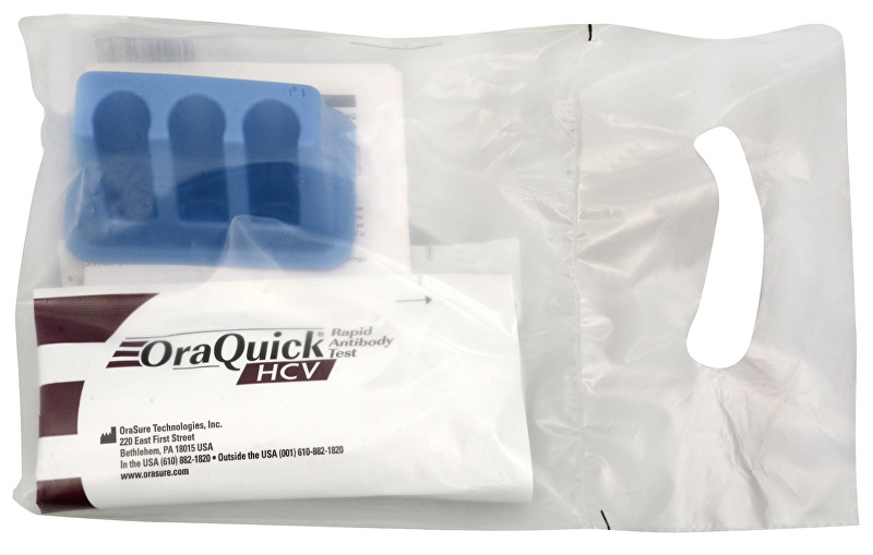 OraQuick OraQuick HCV (virus hepatitidy typu C) test