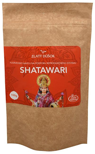 Zobrazit detail výrobku Good Nature Zlatý doušek - Ajurvédská káva SHATAWARI 100 g