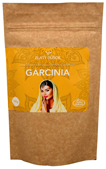 Zobrazit detail výrobku Good Nature Zlatý doušek - Ajurvédská káva GARCINIA 100 g