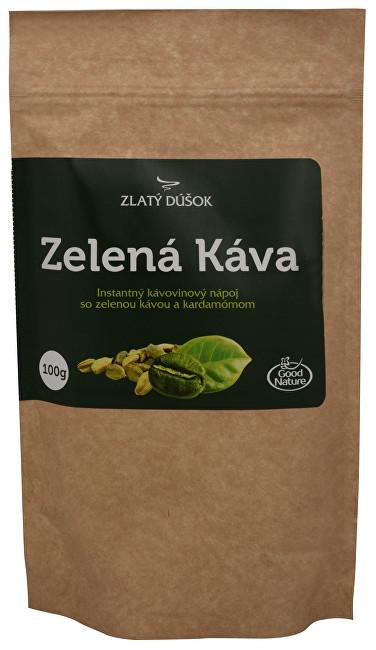 Zobrazit detail výrobku Good Nature Zlatý doušek - Zelená káva s kardamomem 100 g