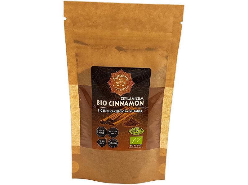 Bio cejlonská skořice 60 g prášek