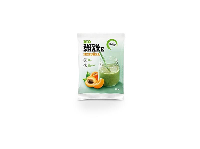 Zobrazit detail výrobku Amylon Bio matcha shake meruňka 30g