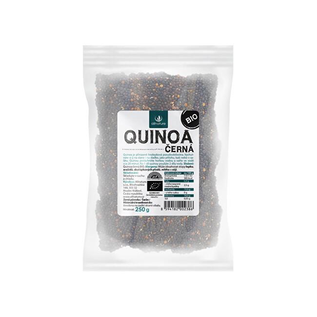 Zobrazit detail výrobku Allnature BIO Quinoa černá 250 g
