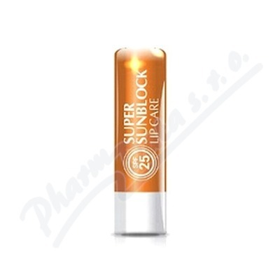 Biotter Balzám Super Sunblock Lip Care SPF 25 4.9g