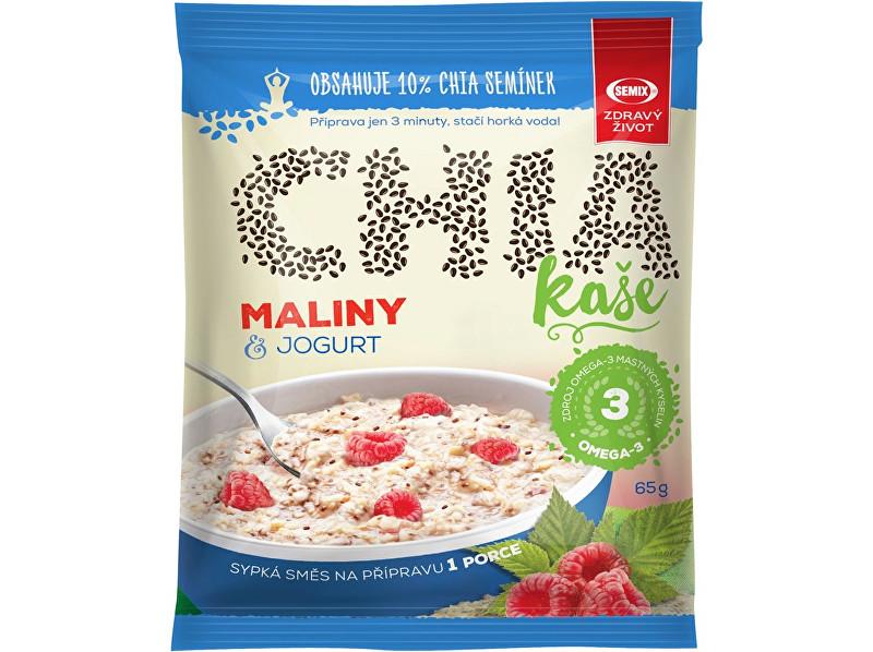 Zobrazit detail výrobku Semix Chia kaše maliny a jogurt 65g