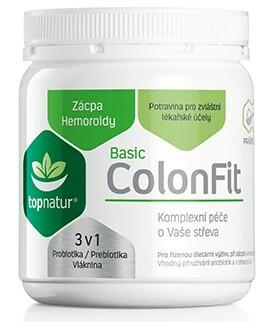Zobrazit detail výrobku Topnatur ColonFit Basic 180 g