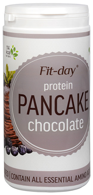 FIT-DAY FIT-DAY Protein Pancake CHOCOLATE 600 g