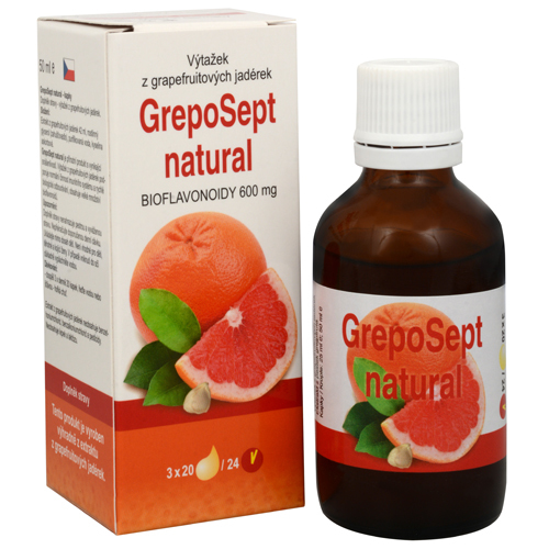 Zobrazit detail výrobku RTJ group GrepoSept Natural 50 ml