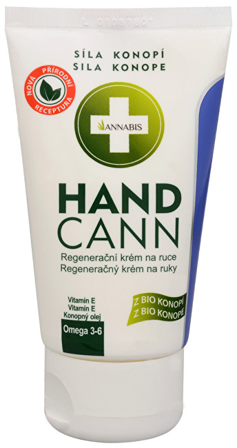 Zobrazit detail výrobku Annabis Handcann přírodní regenerační krém na ruce 75 ml