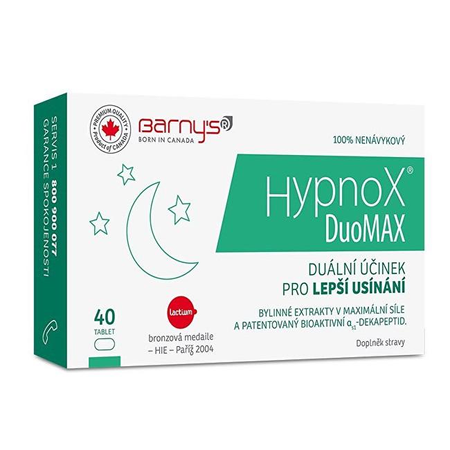 Zobrazit detail výrobku Barny´s Hypnox DuoMAX 40 tbl.