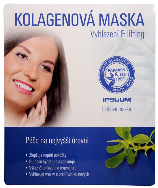 Kolagenová maska - látková