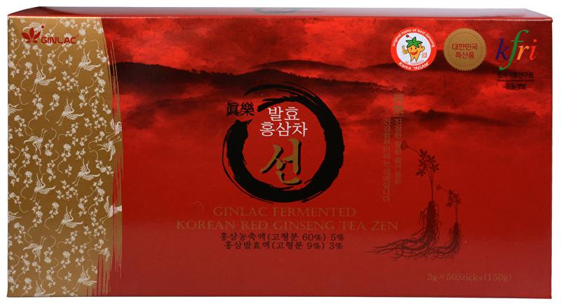 Zobrazit detail výrobku GINLAC Ženšenový čaj ZEN 50 ks