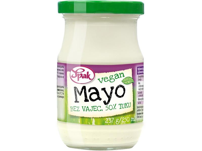 Zobrazit detail výrobku Spak Majonéza 50 % VEGAN 250 ml