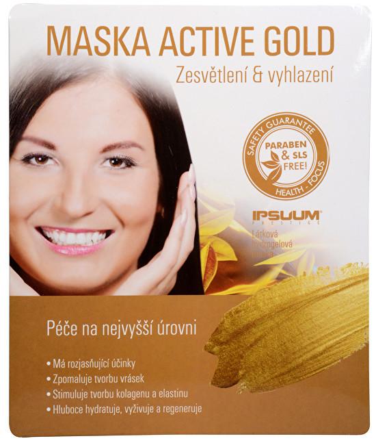 Zobrazit detail výrobku Impsuum Active Gold hydrogelová maska 25 g