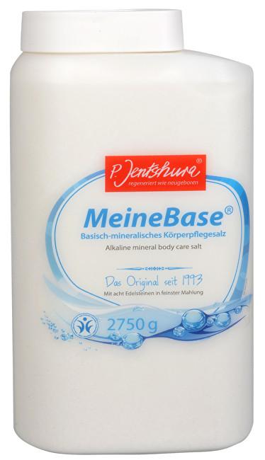 Zobrazit detail výrobku P. Jentschura MeineBase® - zásadito-minerální koupelová sůl 2750 g