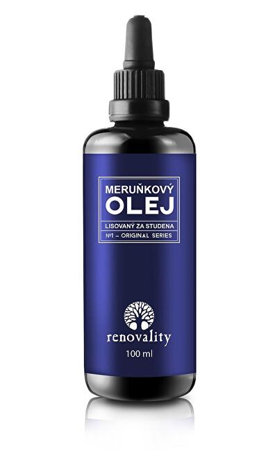 Zobrazit detail výrobku Renovality Meruňkový olej za studena lisovaný 100 ml