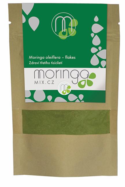 Moringa olejodárná 100% - flakes 30 g