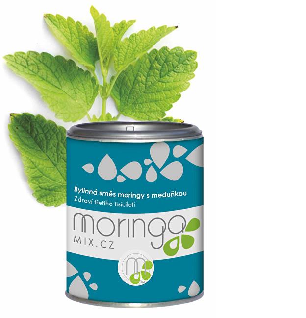 Zobrazit detail výrobku Moringa Mix Moringa oleifera s meduňkou 100 g