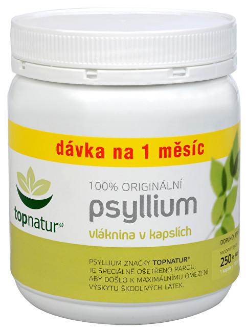 Psyllium 200 kapslí + 50 kapslí ZDARMA