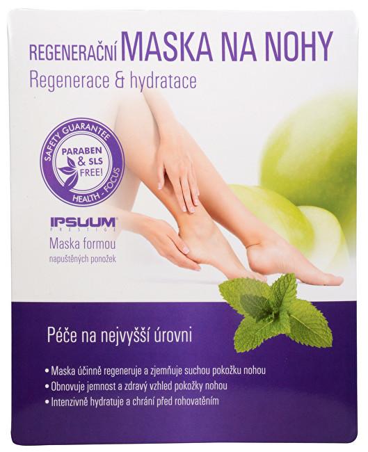 Zobrazit detail výrobku Ipsuum Prestige maska regenerační na nohy 32 ml