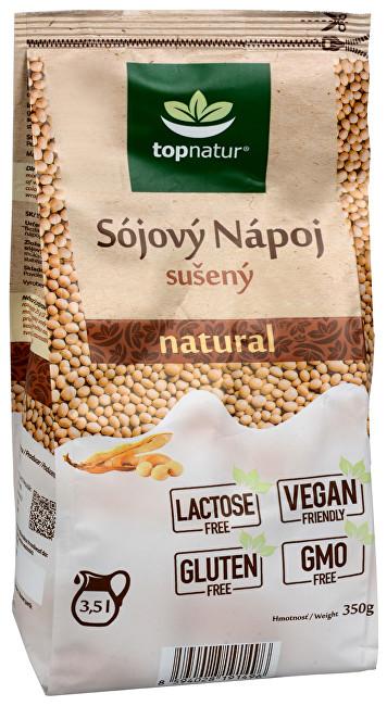 Zobrazit detail výrobku Topnatur Sójový nápoj Natural 350 g