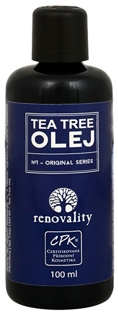 Renovality Tea Tree olej 100 ml