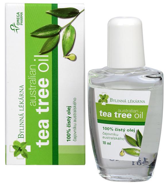 Zobrazit detail výrobku Omega Pharma 100% čistý olej z čajovníku australského 10 ml