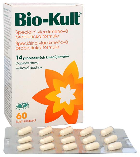 Zobrazit detail výrobku PROBIOTICS INTERNATIONAL LTD. Bio-Kult 60 kapslí