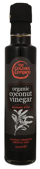 BIO RAW Kokosový ocet Balsamiko 250 ml