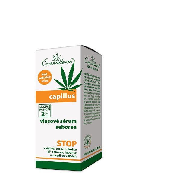 Zobrazit detail výrobku Cannaderm Capillus vlasové sérum seborea 40 ml