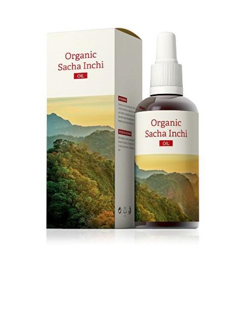 Zobrazit detail výrobku Energy Organic Sacha Inchi oil 100 ml