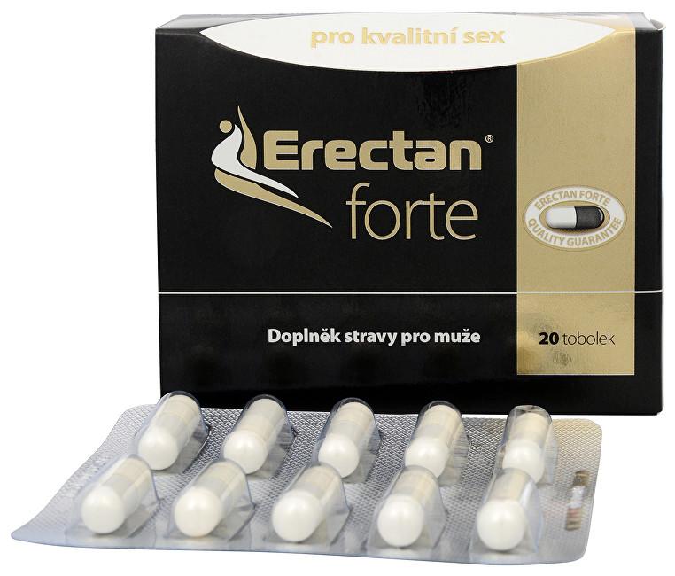 Zobrazit detail výrobku Erectan Erectan Forte 20 tob.