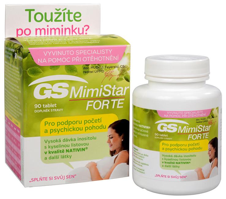 Zobrazit detail výrobku Green-Swan GS MimiStar FORTE 90 tbl.