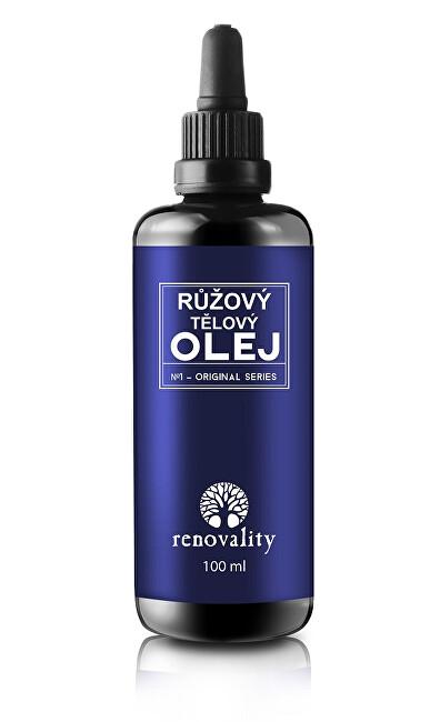Zobrazit detail výrobku Renovality Masážní a tělový olej Růže 100 ml